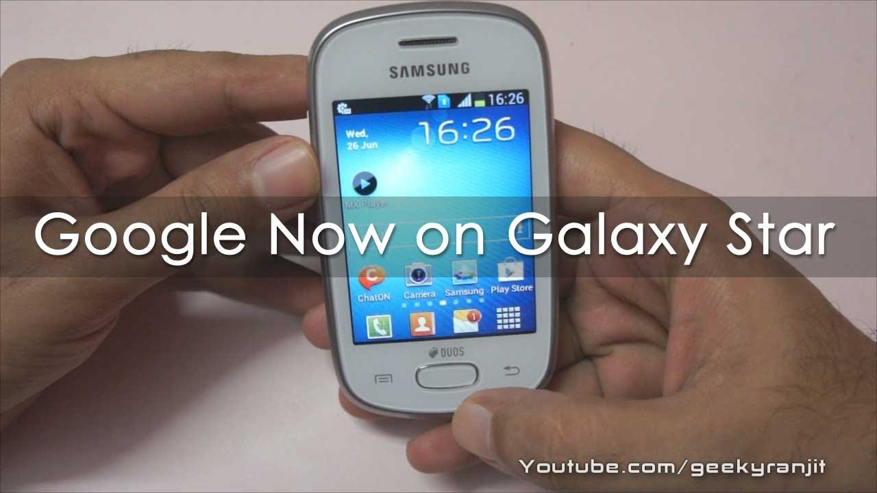 Camera Most Affordable Android Phone google now using samsung galaxy star the most affordable android phone youtube