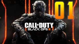 Call of Duty: Black Ops 3 - Mission 1 - Black Ops! [No Commentary] 1080p 60FPS