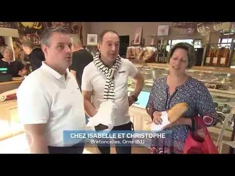 La meilleure boulangerie de France lundi 3/10