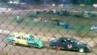 Rollover Cars Brisbane International Speedway