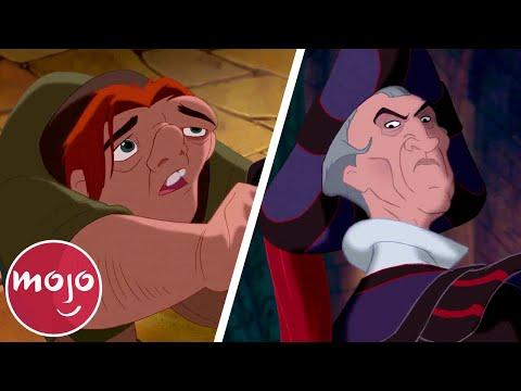 Top 10 Most Unforgivable Disney Moments