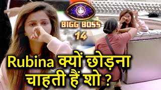 BB 14  : Why Rubina want to leave the show ? lets know the reason