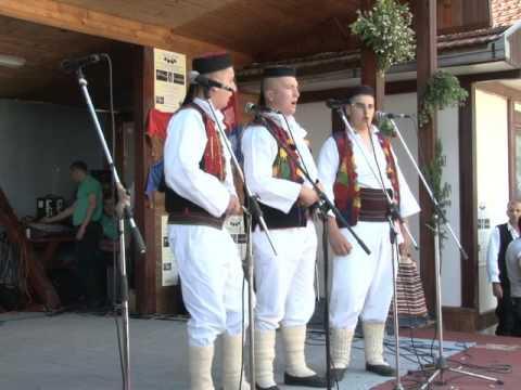 KUD Janjski Sokolovi Sipovo (M) - 12.Sabor starog pjevanja u Srba - Novo Gorazde 2015