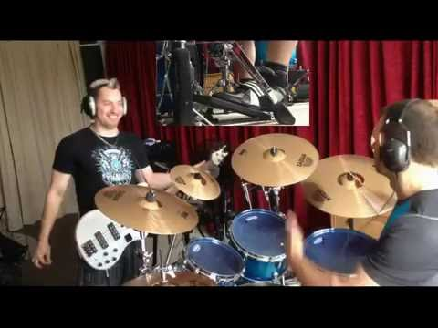 Drum/ Bass Cover SoaD - Prison Song