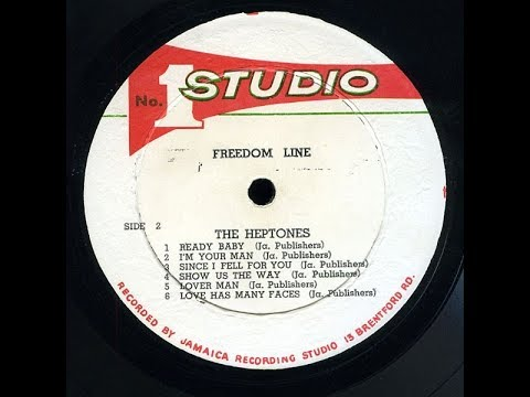 The Heptones - Love Has Many Faces