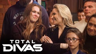 The Total Divas say goodbye to Ronda Rousey: Total Divas, Dec. 10, 2019