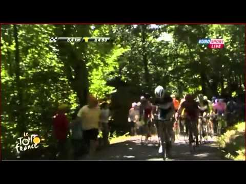 Tour de France Stage 17 Swedish EuroSport 2/2