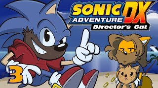 Sonic Adventure XD Lets Play 03 - Need For Speed
