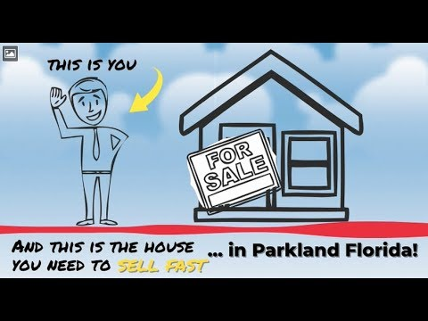 Sell My House Fast Parkland: We Buy Houses in Parkland and South Florida