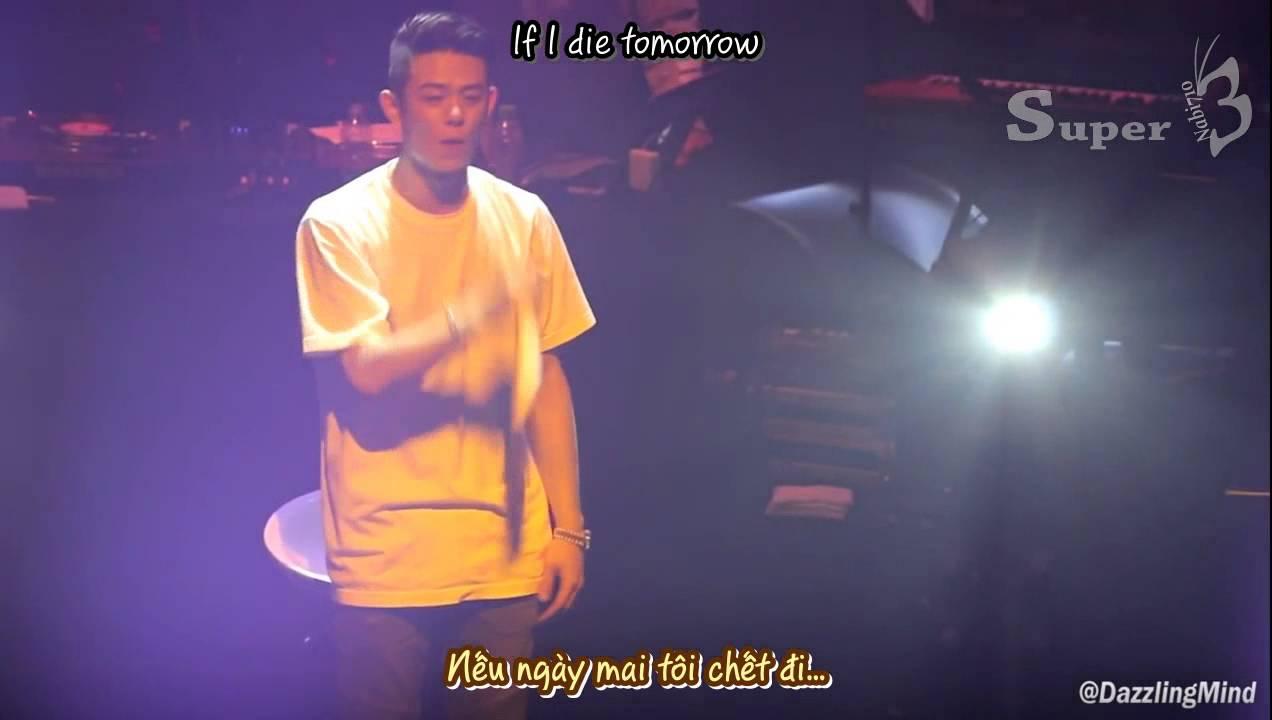 [KHiphopVN][Engsub + Vietsub] Beenzino - If I Die Tomorrow (Li