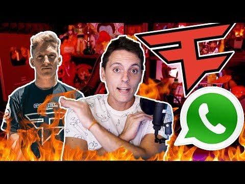 TFue demanda a FazeClan y Whatsapp tendra Publicidad-Wefere NEWS