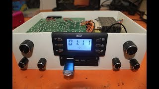 How to make audio amplifier? home made amplifier using usb card?
