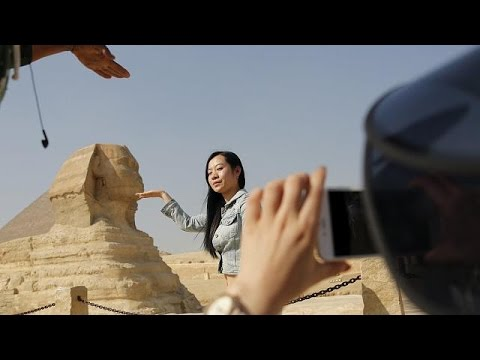 Egypt optimistic about a boom in tourism by 2017