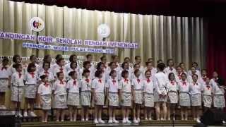 """SJK (C) Kwang Hwa Penang Choir Competition 2015 - """"Sejahtera Malaysia"""""""