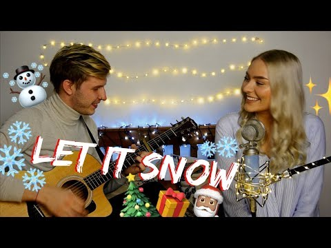 LET IT SNOW // Ariadne + Martti acoustic cover