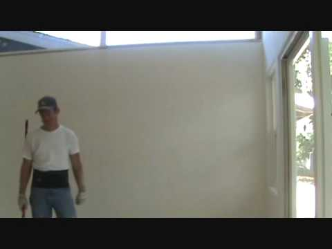 Do This After Sanding Your Walls