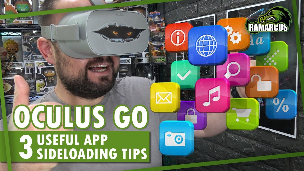 Copy apk to oculus go | How to Create and Publish Oculus Go Apps