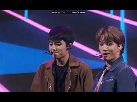 180927 EXO - Power @ KFS Korea Sale Festa 2018 #SecretOfGod
