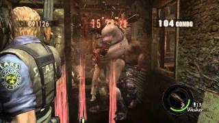 Resident Evil5(BIOHAZARD5) mercenaries No Mercy Prison S.T.A.R.S. Wesker 1980k