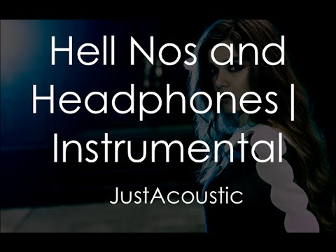 Hell Nos and Headphones - Hailee Steinfeld (Acoustic Instrumental)