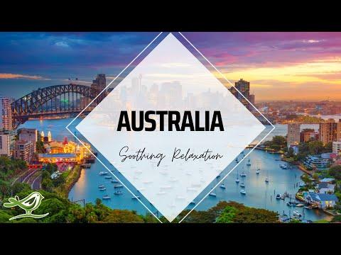 Australia • Slideshow with Calm Music | Around the World