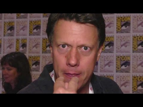 Director Gavin Hood Talks Adapting 'Ender's Game' - 2013 Comic Con