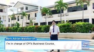 CEBU CPI ビジネス英語講師 Mark | フィリピン留学セブ語学学校