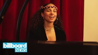Alicia Keys Releases New Music Video for 'Raise A Man,' Inspired By Her Son | Billboard News