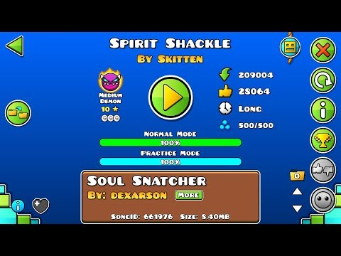Geometry Dash - Spirit Shackle