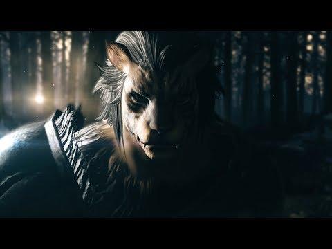 "FINAL FANTASY XIV: SHADOWBRINGERS - New Race ""The Hrothgar"""