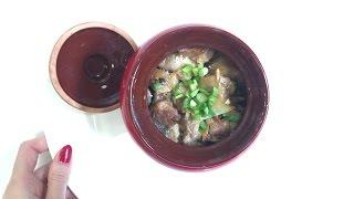 Готовим мясную солянку и  свинину, запеченную в горшочке. 50 рецептов первого