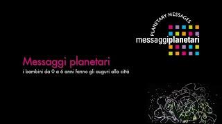 messaggi planetari - 20 dicembre 2014 - reggio emilia