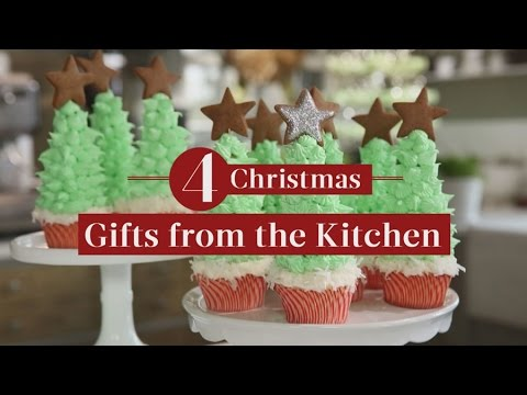 4 homemade christmas gifts from the kitchen youtube for Gifts from the kitchen ideas for christmas
