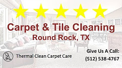The Best Round Rock Carpet Cleaning Company