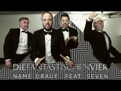 Die Fantastischen Vier - Name Drauf feat. SEVEN  (Clip 01)