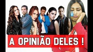 ELES FALARAM SOBRE A VOLTA DE RBD! | #EspecialJulho