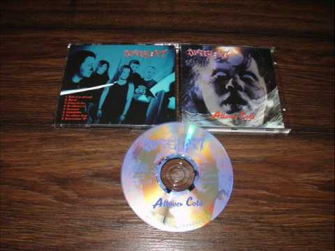 """DISGUST -   A Feast For Fire (""""Allover Cold"""" 1997 album)"""