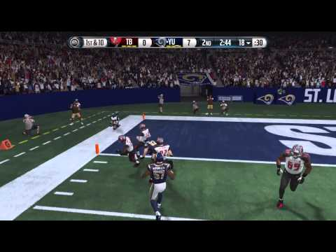 Deion Branch Lays Boom and Scores :: Madden 15 MUT