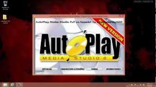 Como Descargar AutoPlay Media Studio 8 Full En Español + Pack de Botones