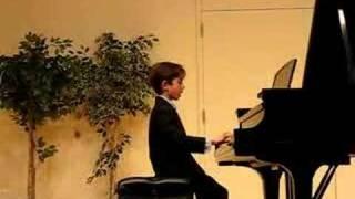 Ben Gottesman Piano - Peacherine - Joplin