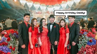 MANNY PACQUIAO@41 *BAG RAID*   Mary Pacquiao and Family  