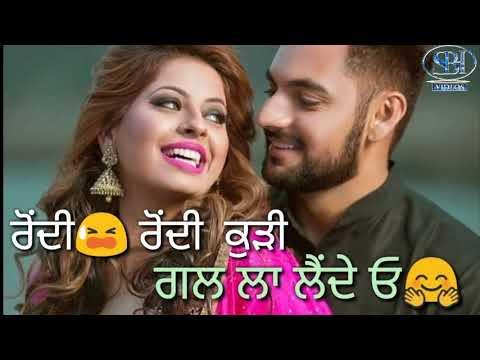 Lagda Ch'doge Meri Jaan Kad K - Ehna Pyar Jtaya Na Kro || Whatsapp Video Status || ®