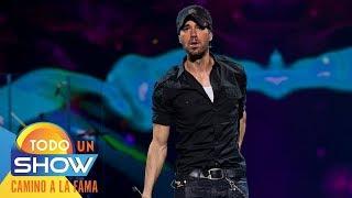 La duda explosiva: ¿Los besos de Enrique Iglesias sobre el escenario son los más populares?