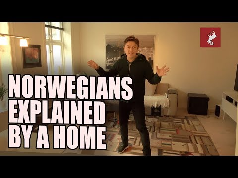 Norway Explained By Visiting A Typical Home