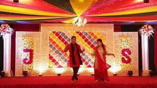 Justin Faizan and Shekufe Zaman HOLUD  Kashmir Main Tu Kanyakumari Dance performance