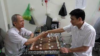 Cờ độ giang hồ : Nguyễn Văn Tài - Trần Quyết Thắng
