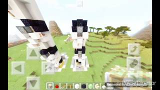 [Tutorial] AUFZUG || ●Slime Block und Sticky Piston ●《/ MINECRAFT PE 0.17.0  || PlayFlex  \ German