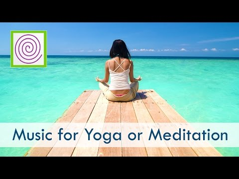 Meditation or Yoga music. Calming music for yoga classes or meditation…