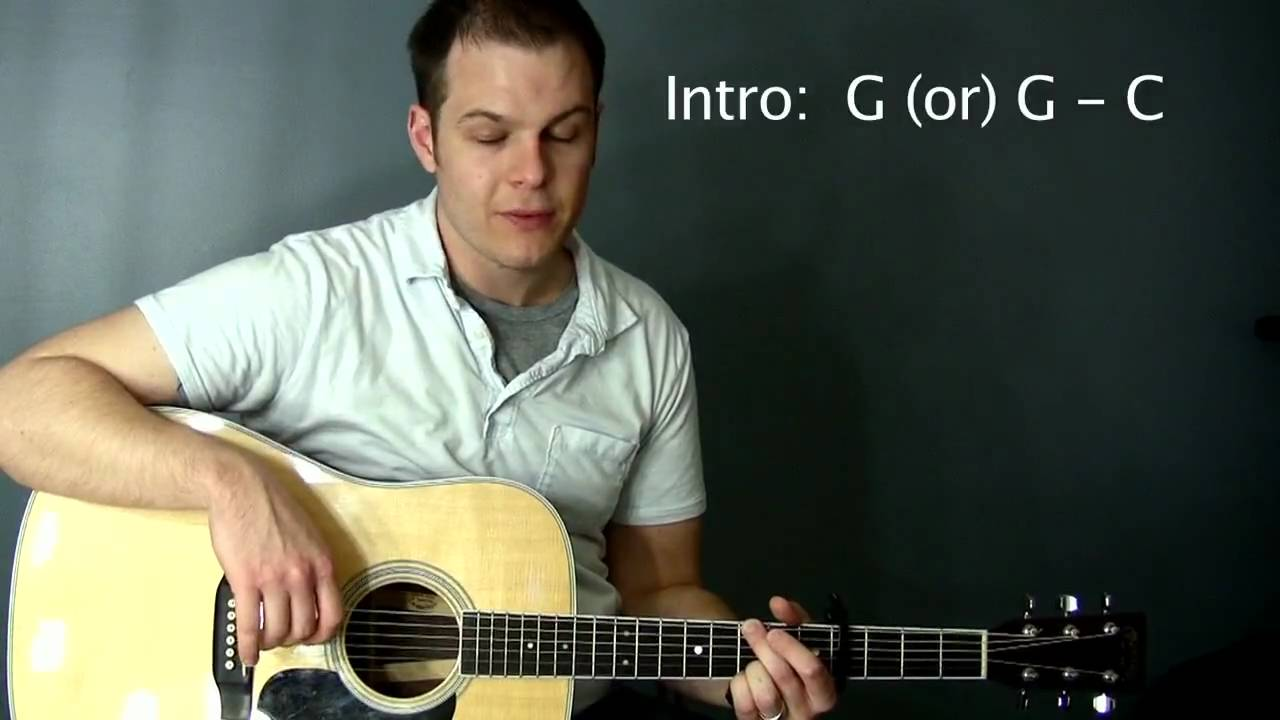 Marvelous Light Charlie Hall   Tutorial with chord chart