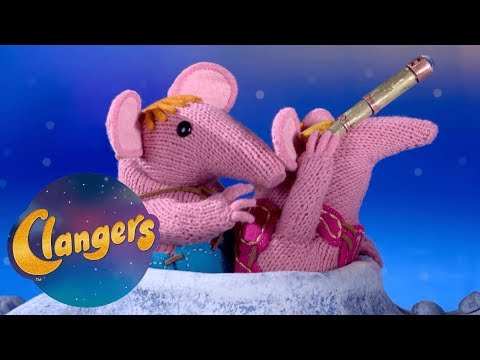 Clangers - The Lost Notes | Classic Cartoons for Children